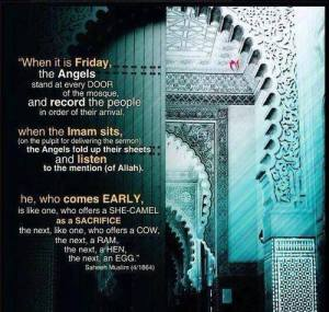friday jumuah prayer