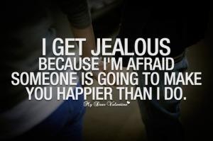 jealosy