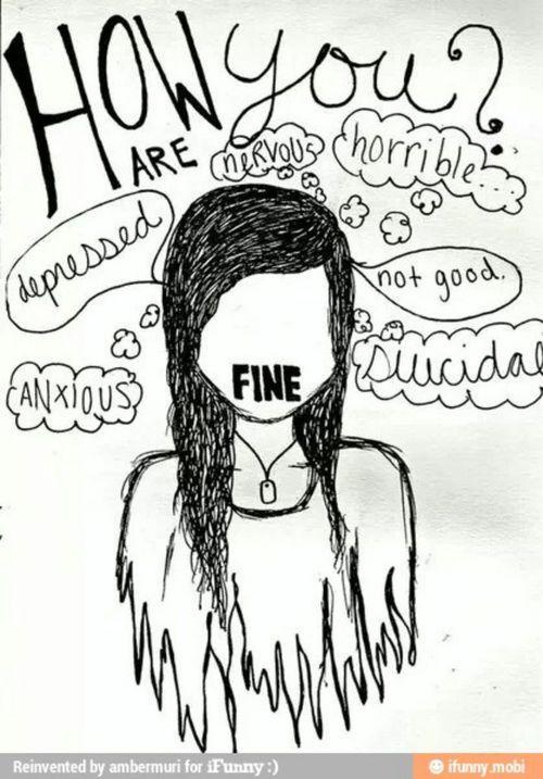 depressing things to draw - photo #16