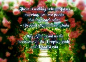 marriage khadija raa prophet muhammad (pbuh)
