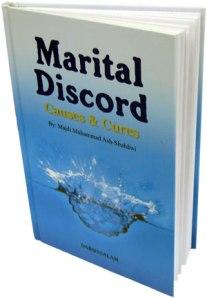 Marital Discord - book cover darussalam