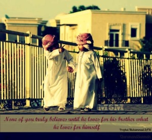 love for your brother islam