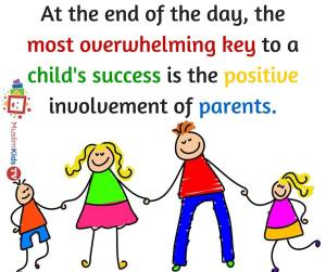 positive parents, children, upbringing