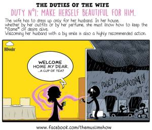 wife-beautify-yourself-for-your-husband-muslim-show